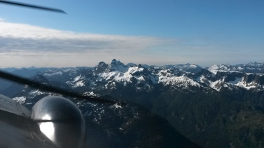 BC Mountains - Copyright Marten Hauville